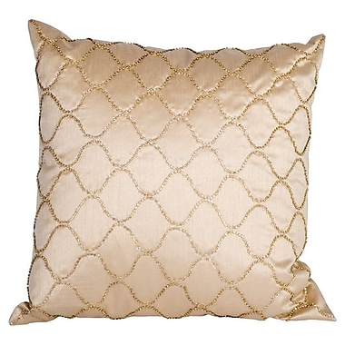 Debage Inc. Bling Diamond Rhinestone Throw Pillow