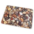 FLOORTEX Colortex Hard Floor and Low Pile Carpet Chair Mat; Pebbles