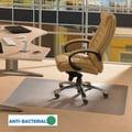 FLOORTEX Standard Pile Carpet Chairmat; 60'' D x 48'' W