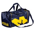 Forever Collectibles NCAA 11'' Travel Duffel; University of Michigan Wolverines
