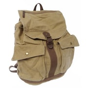 Vagabond Traveler Modern Sport Backpack; Khaki