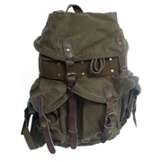 Vagabond Traveler Backpack; Green