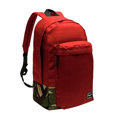 Sumdex Explorer Backpack; Red