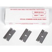 S & H Industries Razor Blades 100/Bx