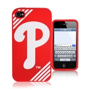 Forever Collectibles MLB Soft iPhone Case; Philadelphia Phillies - Red