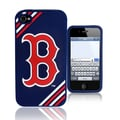 Forever Collectibles MLB Soft iPhone Case; Boston Red Sox - Red