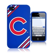 Forever Collectibles MLB Soft iPhone Case; Chicago Cubs - Blue