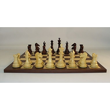 WorldWise Chess Rosewood New Classic Chess Set