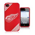 Forever Collectibles NHL Soft iPhone Case; Detroit Red Wings - Red