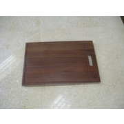 Ukinox Hardwood Cutting Board for RS Series Single Bowl Sinks