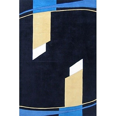American Home Rug Co. Modern Living Nightlife Multi Rug; 3'6'' x 5'6''