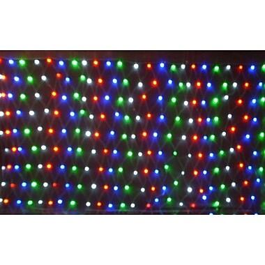 Queens of Christmas 240 Light Net Light; 4 Multi