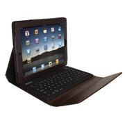 Ovente Beatech KPC1B iPad case with Bluetooth Keyboard ; Brown