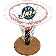 Spalding NBA Table with Decal; Utah Jazz