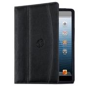 MacCase Premium Leather iPad Mini Folio; Black