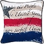 Rizzy Home Jute Decorative Accent Pillow