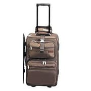 Preferred Nation High Voltage 22'' Suitcase; Brown
