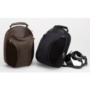 Bellino Vintage Golf Shoe Bag; Black