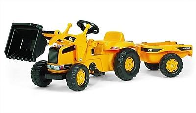 Kettler CAT Kids' Pedal Tractor