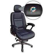 Tailgate Toss NFL Office Chair; Miami Dolphins