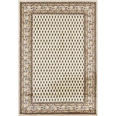 Chandra Taj Ivory Area Rug; 2'8'' x 4'7''