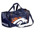 Forever Collectibles NFL 11'' Travel Duffel; Denver Broncos