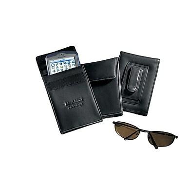 Andrew Philips Florentine Napa Blackberry Case in Black