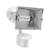 Cooper Lighting Motion Sensor Halogen Light; White