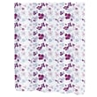 Carnation Home Fashions ''Joanne'' Polyester Shower Curtain