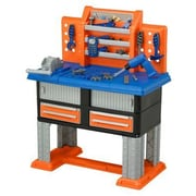 American Plastic Toys 38 Piece Deluxe Workbench