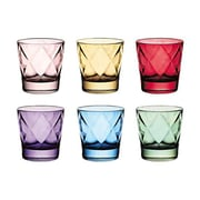 EGO Euforia Double Old Fashioned Glass (Set of 6)