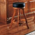American Heritage Vienna 30'' Bar Stool with Cushion