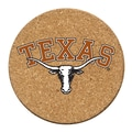 Thirstystone University of Texas Cork Collegiate Coaster Set (Set of 6)