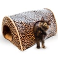 K&H Manufacturing Leopard Kitty Camper