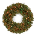 National Tree Co. Norwood Fir 30'' Pre-Lit Wreath; Mulit-Colored Lights