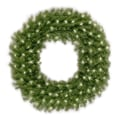 National Tree Co. Norwood Fir 48''  Wreath; Pre-Lit