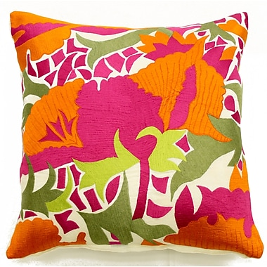 Sabira Gulmahar Throw Pillow