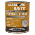 Diamond Brite Clear Gloss Polyurethane; 1 Quart