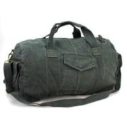 Vagabond Traveler Travel Duffel Bag; Military Green
