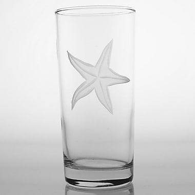 Rolf Glass Starfish Cooler Glass (Set of 4)