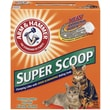 ARM & HAMMER Super Scoop Clumping Fresh Scent Litter 28 Pound