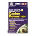 8 in 1 Pet Products Safeguard Wormer for Medium Dogs (2 grams)