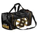 Forever Collectibles NHL 11'' Travel Duffel; Boston Bruins