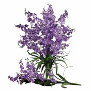 Nearly Natural Dancing Lady in Purple (Set of 12)