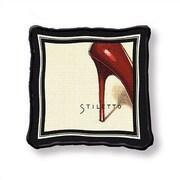 Fine Art Tapestries Stiletto Throw Pillow