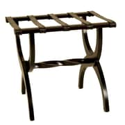 Passport Luggage Rack in Ebony