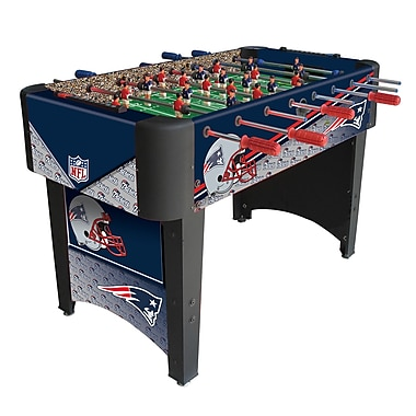 Imperial NFL Team Foosball Table; New England Patriots