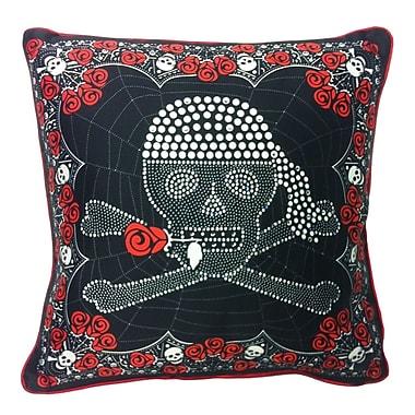 Filos Design Holiday Elegance Throw Pillow