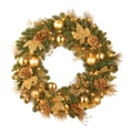 National Tree Co. Pre-Lit 36'' Elegance Wreath