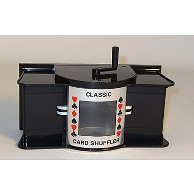 John N Hansen Manual Card Shuffler